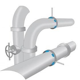Трубы и воздуховоды